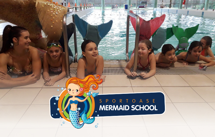 Sportoase Mermaid School