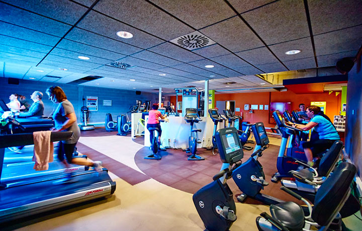 Sportoase Eburons Dome Healthclub