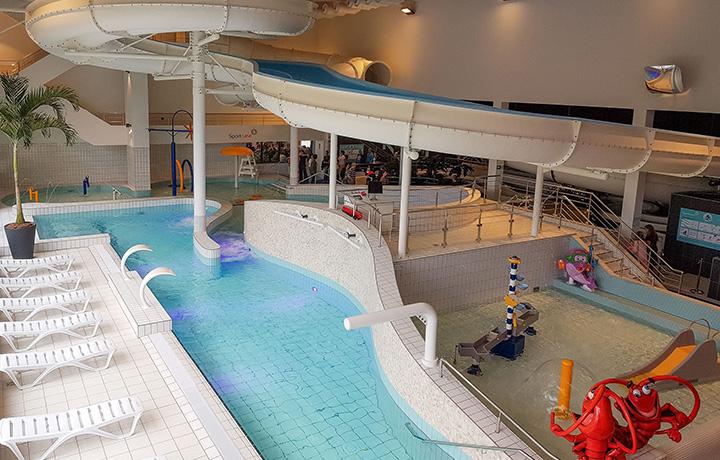 Sportoase zwembad