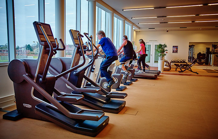 Sportoase Montaignehof Fitness