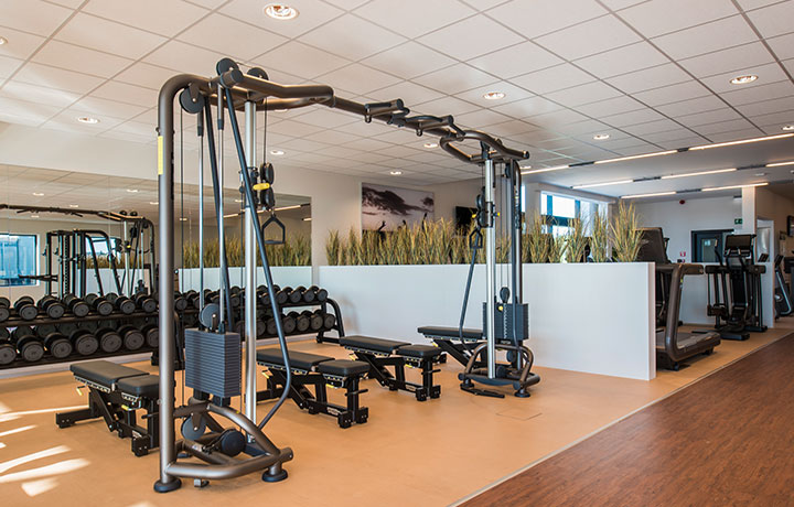Sportoase schiervelde roeselare for Basic fit inschrijven