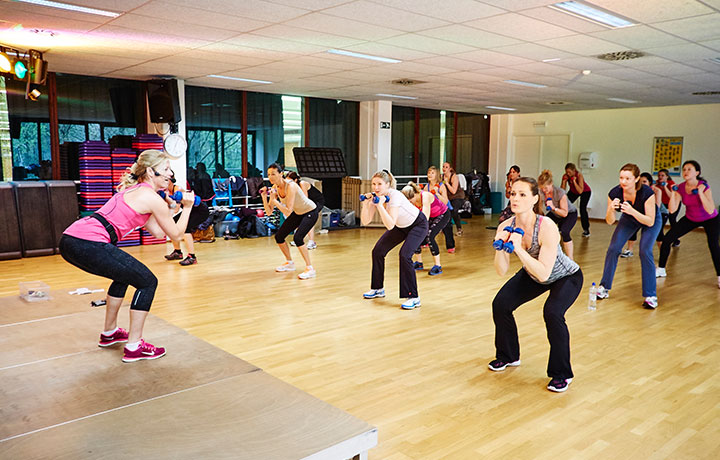 Sportoase Wilsele-Putkapel Cours collectifs