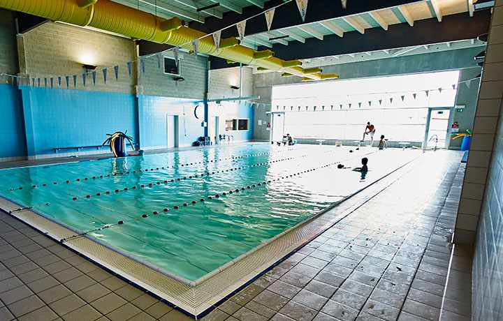 Sportoase Eburons Dome Piscine