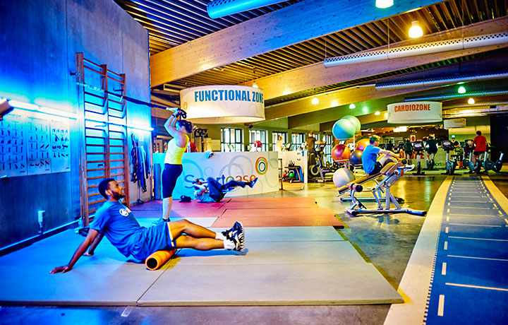 Sportoase Philipssite Fitness